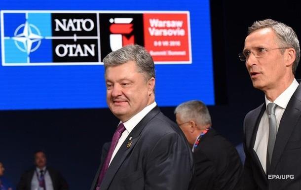 НАТО одобрила Всеобъемлющий пакет помощи Украине