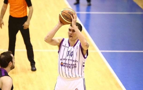 Игрок сборной Украины по баскетболу продолжит карьеру в Румынии