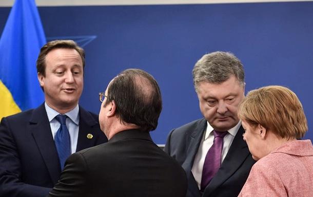 Порошенко привлекает к Минску-2 новые страны