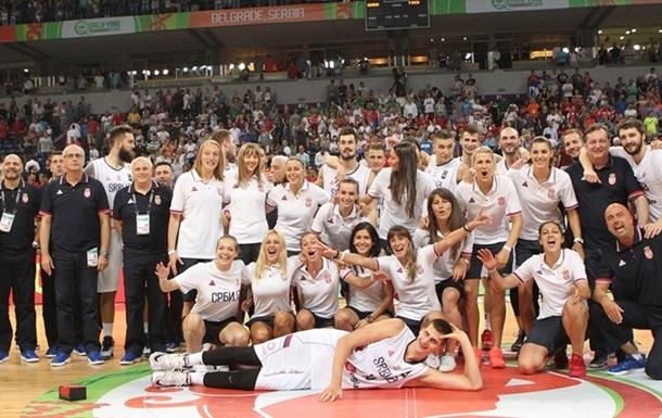 Квалификация ОИ: Сербия - участник ОИ