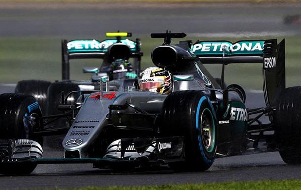 Формула-1. Гран-при Великобритании. Хэмилтон торжествует в Сильверстоуне