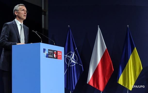 НАТО не будет поставлять летальное оружие Украине