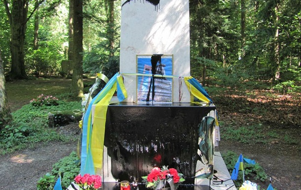 В Мюнхене осквернили могилу Бандеры