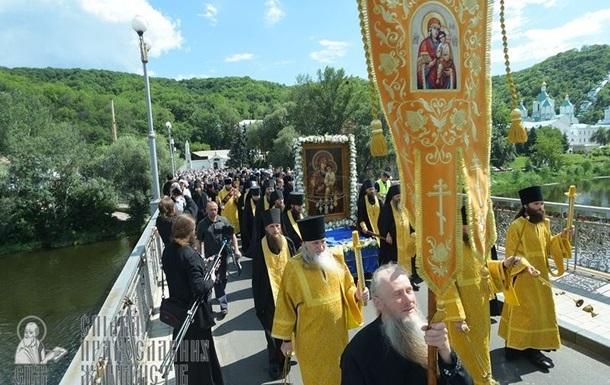 Киевский патриархат готовит свой крестный ход в пику УПЦ МП