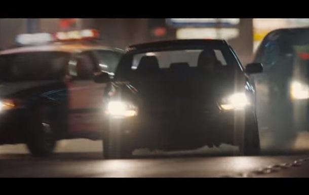 Мэтт Деймон показал мастерство вождения в новом  Борне