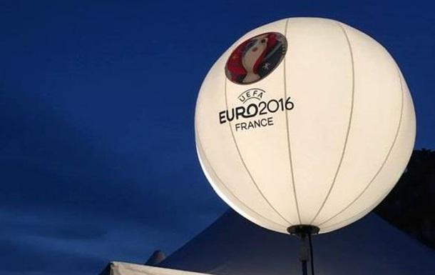 Евро-2016 в Ницце. А где же фейерверк?