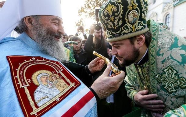 Как «мученик» Драбынко на митрополита Онуфрия стучал,