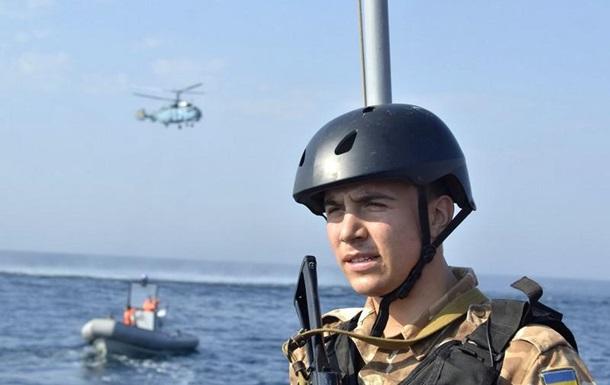 Украина проведет с США военные учения