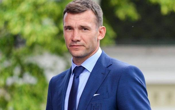 Шевченко возглавит сборную Украины на этой неделе