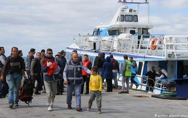 В ЄС заявили про зниження потоку мігрантів