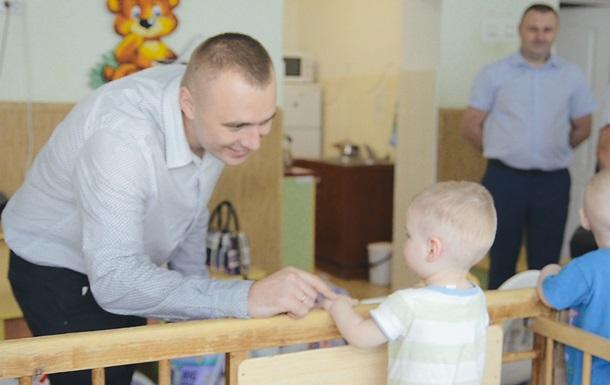 Первая логистическая компания помогает детям