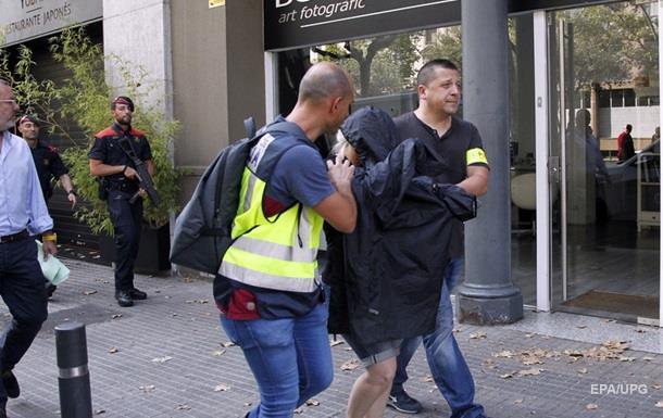 Итоги 12 июля: Задержания в Испании, санкции ЕС