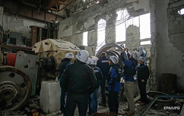 ОБСЕ призывает к прекращению огня в Донбассе