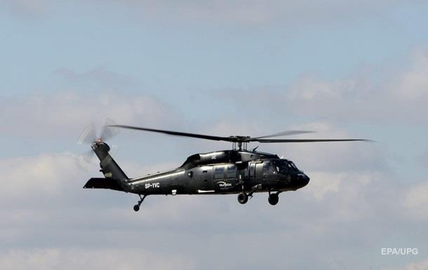 США усилят безопасность Латвии пятью вертолетами