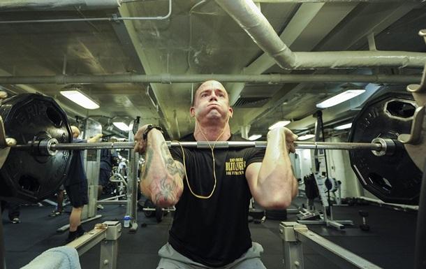 Большие веса для накачки мышц необязательны - ученые - Korrespondent.net