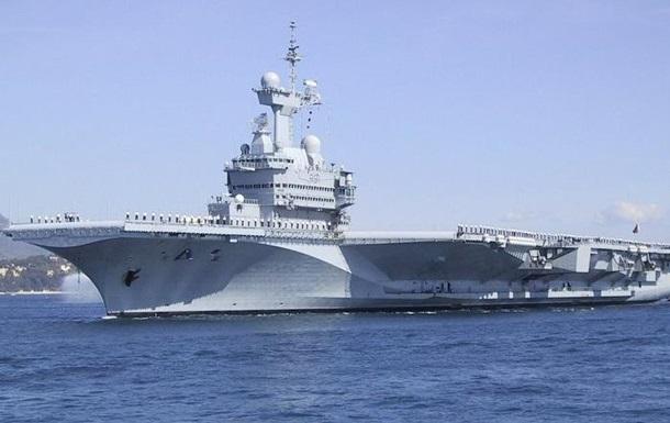 Франция отправит единственный авианосец на борьбу с ИГ