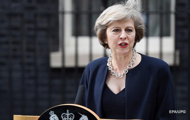 Мей пообіцяла виконати волю британців щодо Brexit