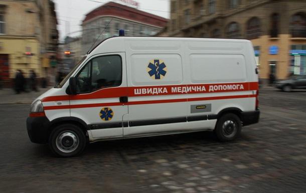 На Львовщине взорвался Mercedes: трое погибших