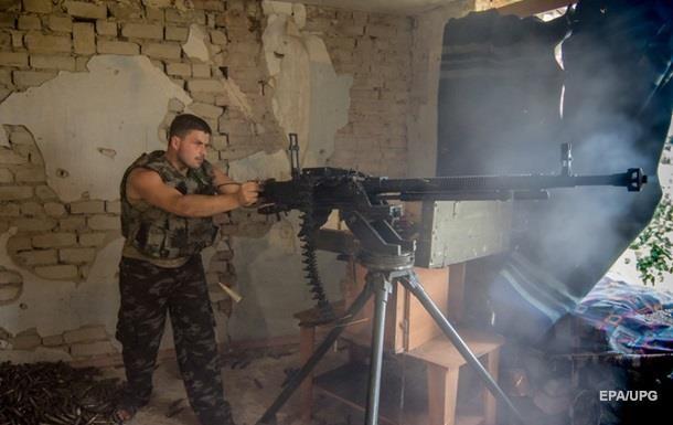 На Донбассе растет число обстрелов