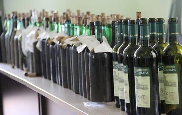 Крымская Массандра начала экспортировать вино в Китай