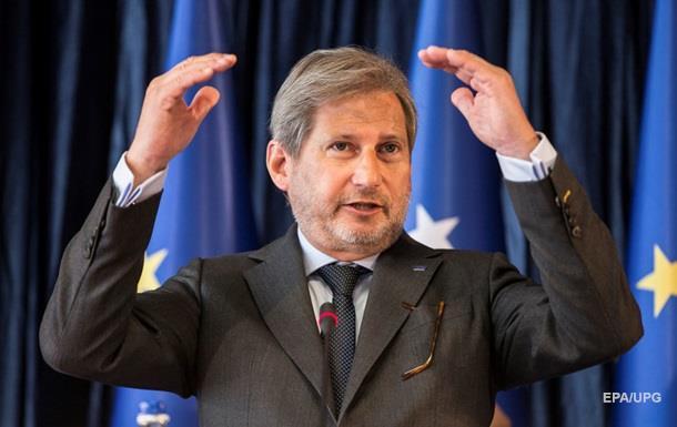 Грузии пообещали  безвиз  в октябре