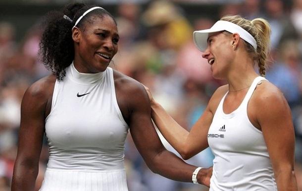 Серена Уильямс - игрок месяца по версии WTA