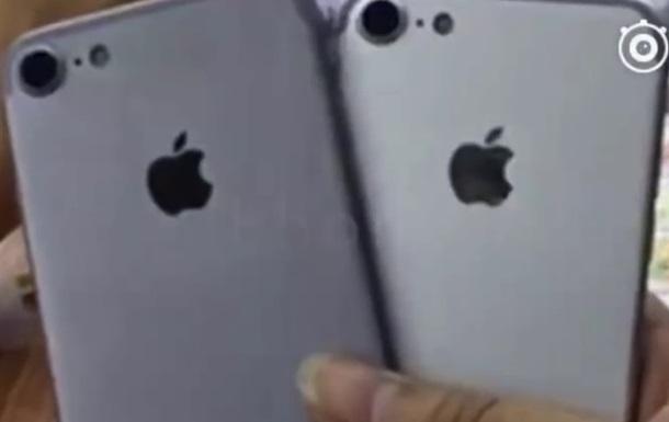 Фотографии гарнитуры кiPhone 7 попали всеть