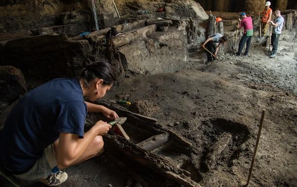 Культурный слой. В Киеве археологи нашли артефакты трех столетий