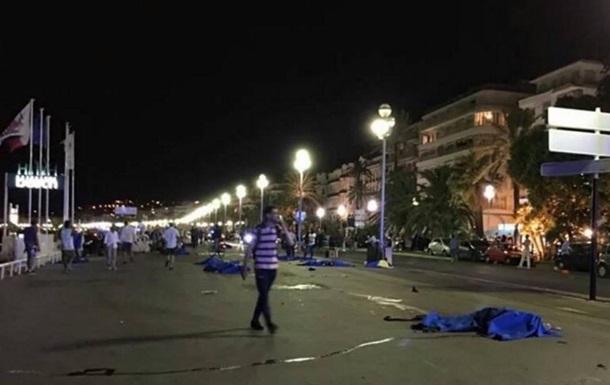 Теракт в Ницце отдаляет европерспективы Украины