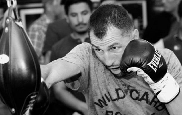 Украинец хочет драться с легендой бокса
