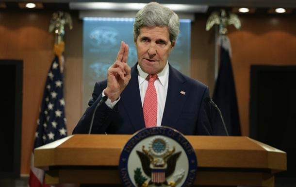 Керри надеется на стабильность и мир в Турции