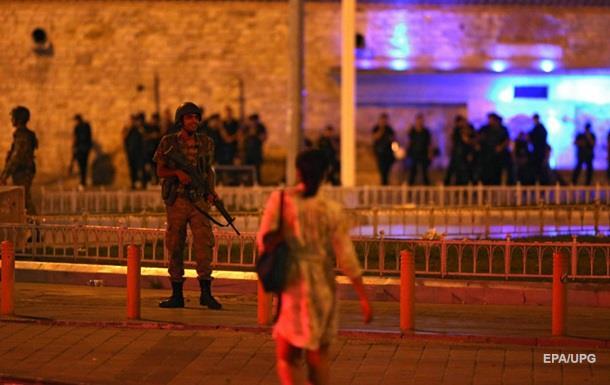 МИД просит украинцев в Турции воздержаться от участия в митингах