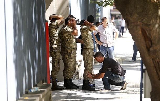 В Турции завершена операция против мятежников