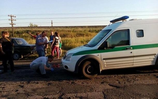 Умер один из напавших на инкассаторов – СБУ