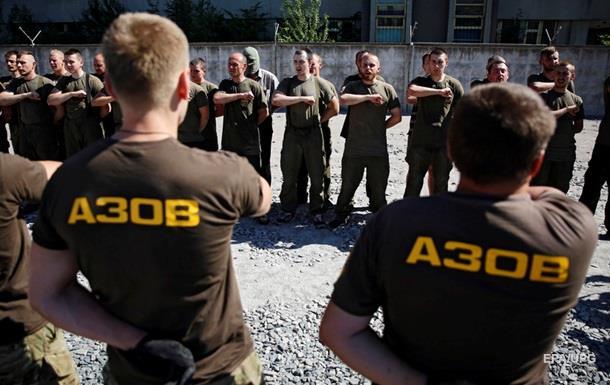 Госпереворот в Украине может организовать только Азов - Парасюк