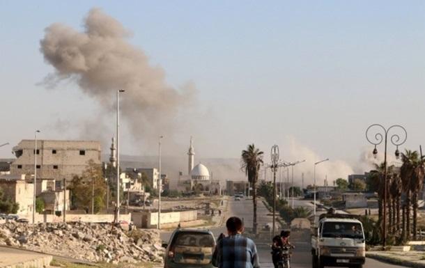 В Алеппо 28 человек стали жертвами авиаударов