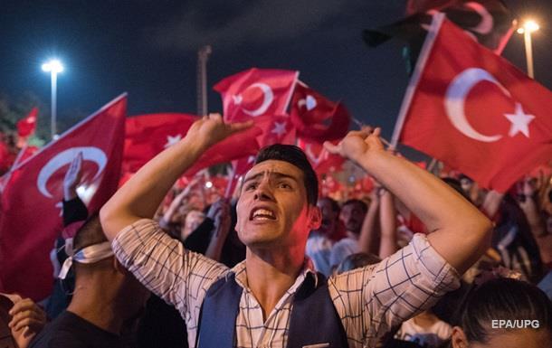 Идея самого Эрдогана. ИноСМИ о перевороте в Турции