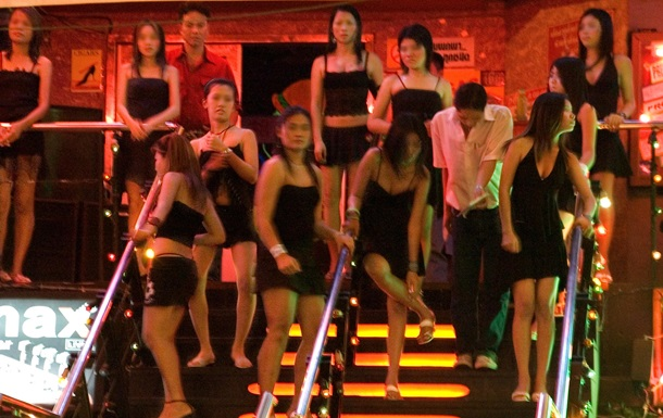 В Таиланде хотят побороть секс-туризм