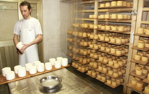 В альпийском стиле. История сыроварни из Закарпатья