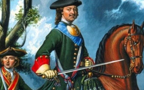 Советник главы МВД написал в СБУ донос на коня Петра I: «Топтал украинский флаг»