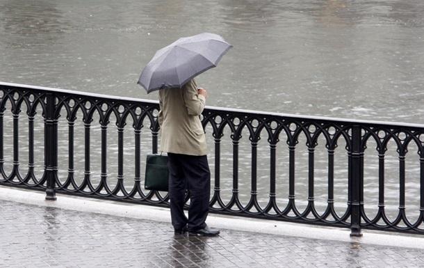 Киевлян предупреждают о резком ухудшении погоды