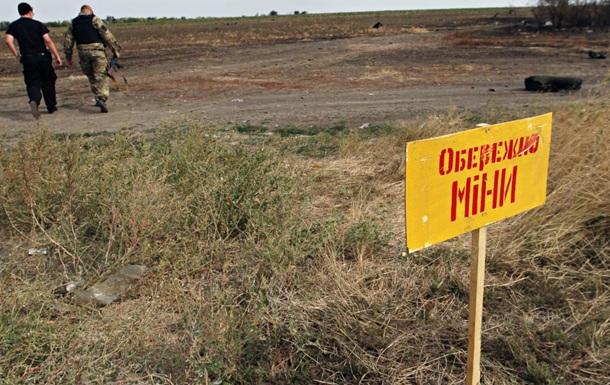 Под Луганском из-за жары рвутся боеприпасы