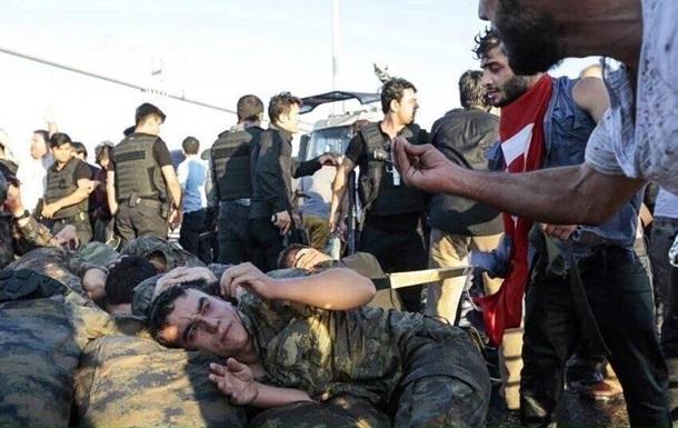 Турецкие военные предприняли попытку переворота