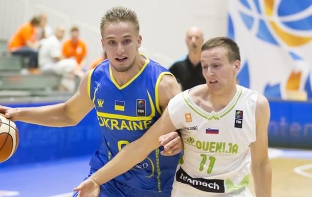 Украинский баскетболист один из лучших на чемпионате Европы