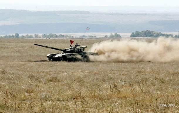 Марчук назвал количество российских танков на Донбассе