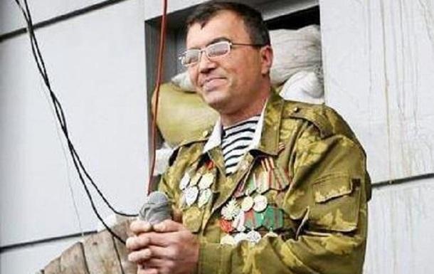 Продается недорого военный комендант ЛНР