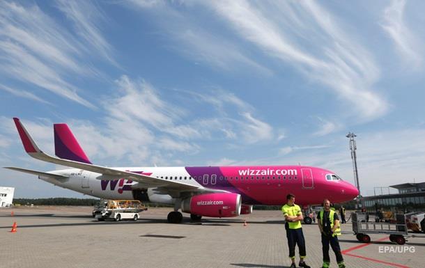 Wizz Air будет летать из Киева в Ганновер и Вроцлав