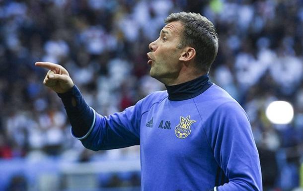 Шевченко мог стать тренером сборной Украины еще в 2012 году