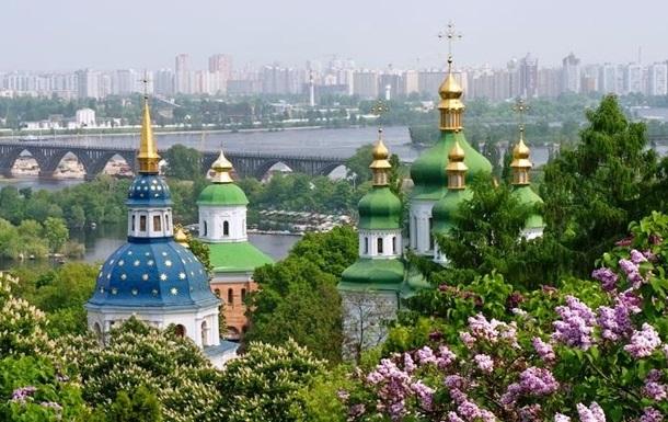 Киев в лидерах среди российских путешественников