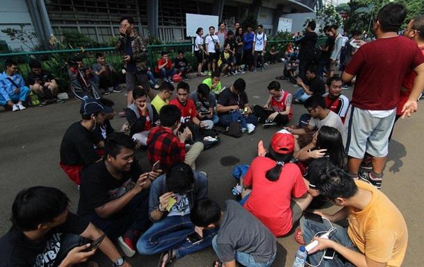 В Индонезии за Pokemon Go задержали иностранца